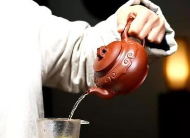 邹旭敏紫砂壶作品 原矿底槽清如意壶430CC手制正品价格