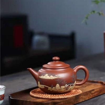 王玉芳作品 景舟腰线