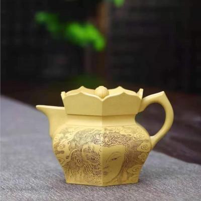 王玉芳作品 僧帽壶