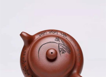 杨慧英紫砂壶作品 原矿底槽清仿古壶300CC纯手工真品价格