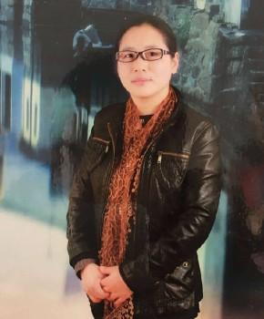 紫砂壶工艺师谈伟琴名家照片