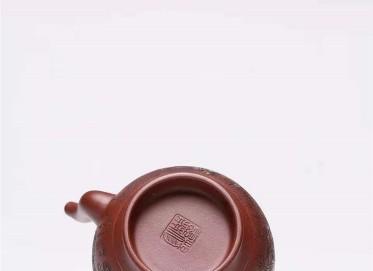 杨慧英紫砂壶作品|原矿底槽清高灯壶350CC纯手工真品价值