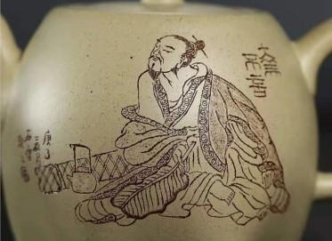宋晓伟紫砂壶作品|本山绿泥藏神壶320CC手工真品多少钱