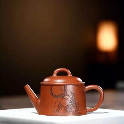 陶金兰作品 汲泉
