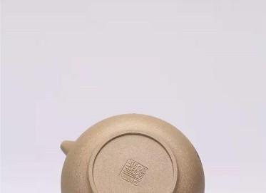 杨慧英紫砂壶作品|原矿段泥荷趣壶300CC全手工正品价格表