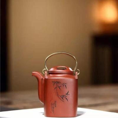 陶金兰作品 四方洋桶