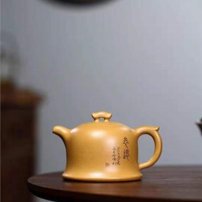 陶金兰作品 金钟