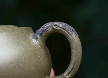 周云紫砂壶作品 原矿青段泥玉松壶180CC全手工真品怎么样
