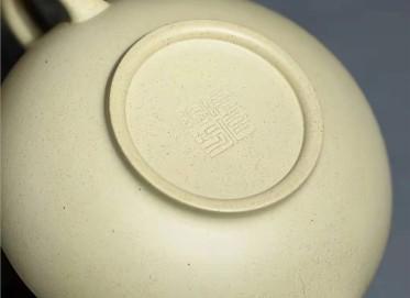 宋晓伟紫砂壶作品 本山绿泥鸿运当头壶300CC手制正品价格表