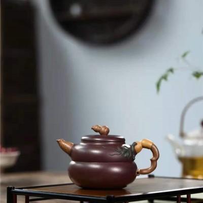 蒋爱英作品 葫芦壶