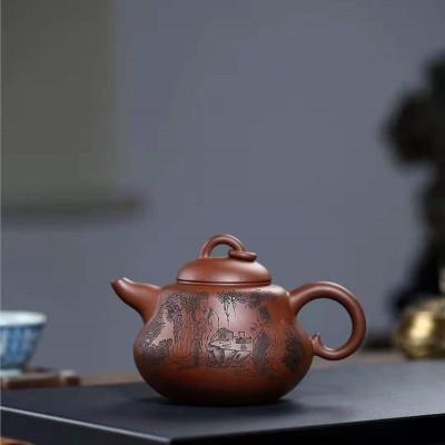 王芳作品 葫芦壶