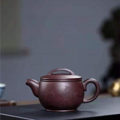 王芳作品 汉瓦壶