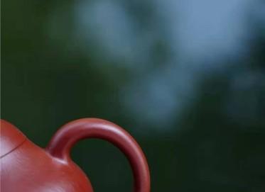 储卫珍紫砂壶作品|原矿大红袍高文旦壶260CC手工正品价格表