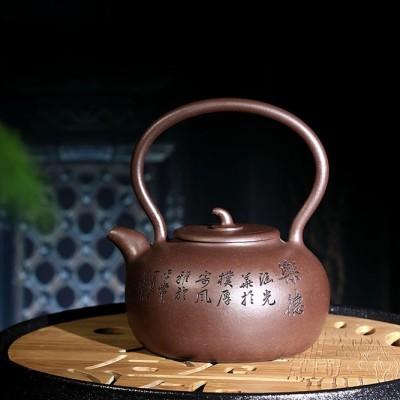 陈宏林作品 北瓜提梁
