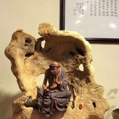 郑裕阳作品 达摩禅师