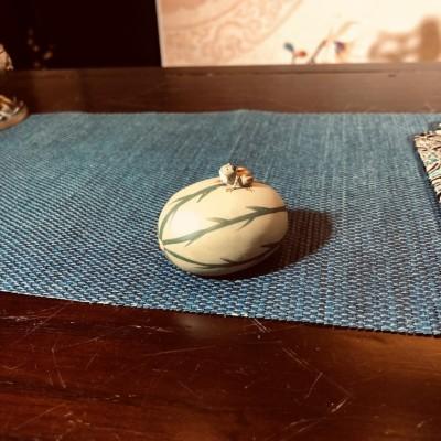 紫砂茶宠 喷水小青蛙5款