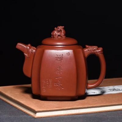 柯俊芬作品 禅茶一味