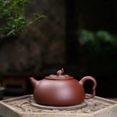 陈浩作品 海棠壶