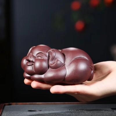 郑裕阳作品 精品小福猪