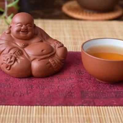 紫砂茶宠 沙弥