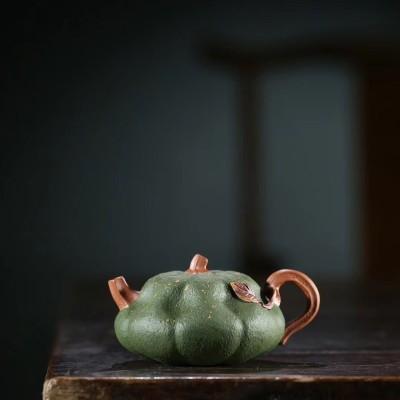 杨鹏作品 南瓜壶
