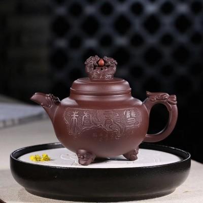 杨军保作品 双龙戏珠