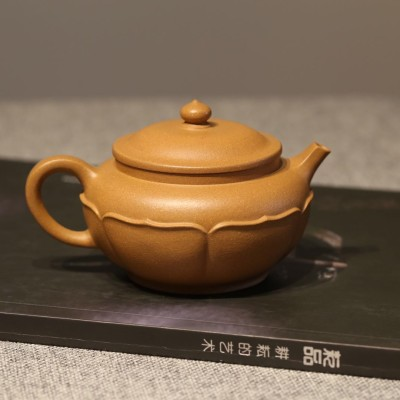 蒋芳仙作品 碗灯梵莲