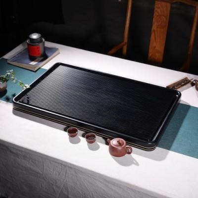 悠然紫砂作品 陶瓷茶盘