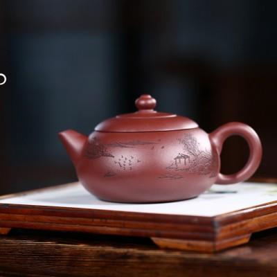 徐健作品 禅茶一味