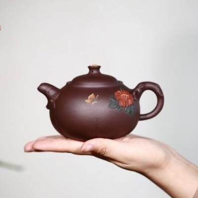 顾旭英作品 国色天香