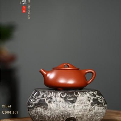 吴赛春作品 景舟石瓢