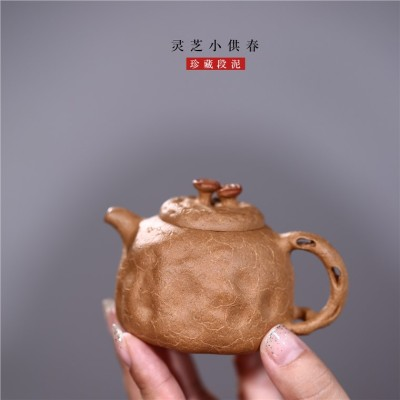 邵云琴作品 灵芝小供春