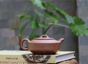 许小权紫砂壶作品 至真壶 清水泥/绞泥 280CC 国家级高级工艺美术师 至真紫砂壶价格,多少钱