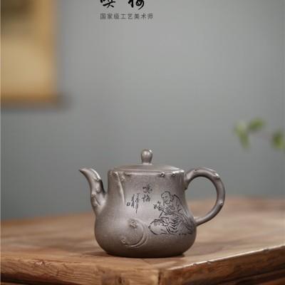 王志芳作品 嗅梅