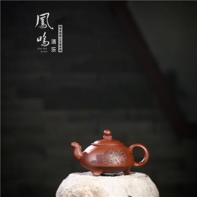 徐勤作品 凤鸣