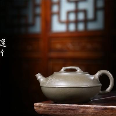 蒋春帆作品 逸竹