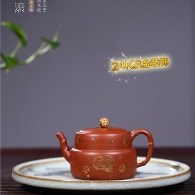蒋金凤作品 财源滚滚