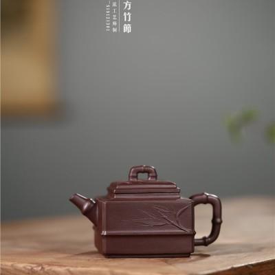 范春荣作品 四方竹节