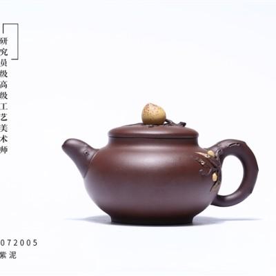 葛岳纯作品 圣桃壶