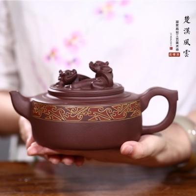 吴赛春作品 楚汉风云