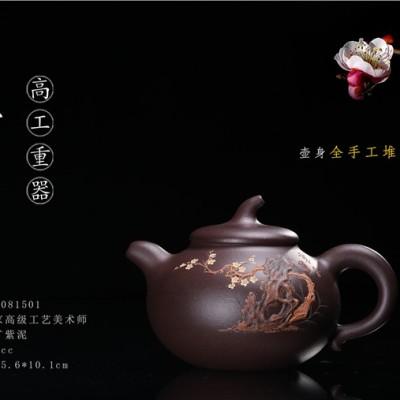 吴赛春作品 寒香