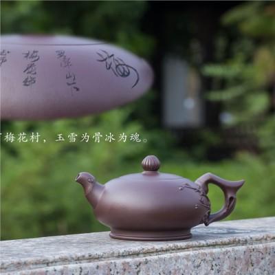 顾旭英作品 梅兰竹菊