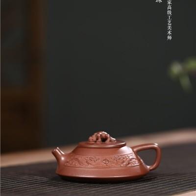 吴赛春作品 双龙戏珠