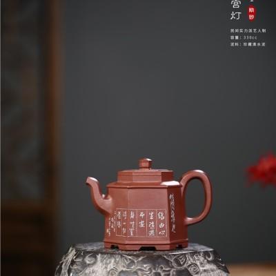 杨敏作品 六方宫灯