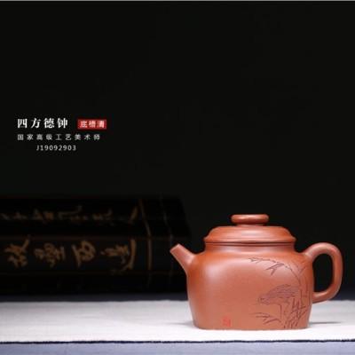 吴赛春作品 四方德钟