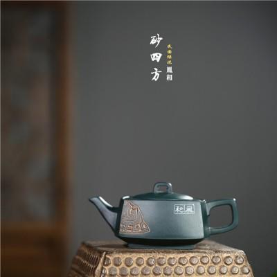 杨敏作品 砂四方