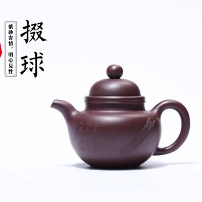 陈水仙作品 掇球