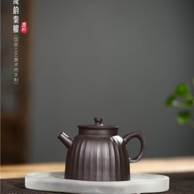 顾旭英作品 线韵秦权