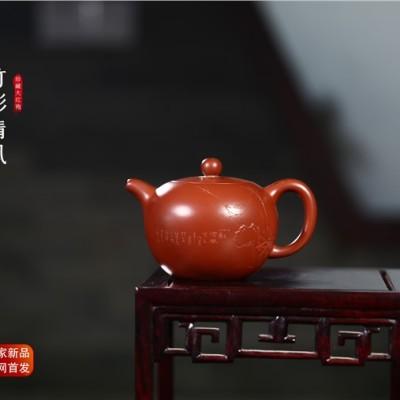 吴赛春作品 竹影清风
