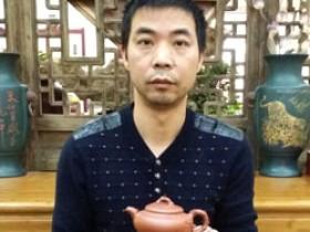 宜兴紫砂名家徐建平照片